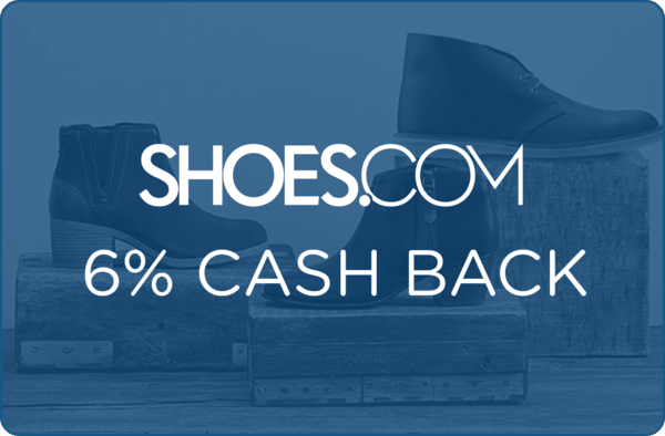 $0.00 for Shoes.com (expiring on Thursday, 04/26/2018). Offer available at Shoes.com.