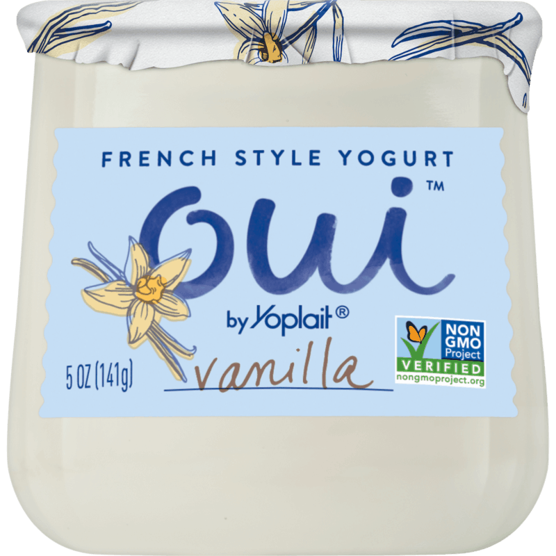 $1.00 for Oui by Yoplait French Style Yogurt (expiring on Friday, 05/15/2020). Offer available at Wegmans.
