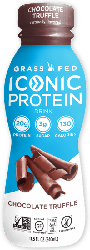 $1.00 for ICONIC Protein Shakes (expiring on Tuesday, 05/26/2020). Offer available at multiple stores.