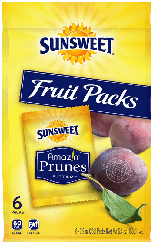 $0.75 for Sunsweet® Fruit Packs (expiring on Friday, 12/20/2019). Offer available at multiple stores.