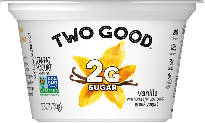$0.50 for Two Good Greek lowfat yogurt (expiring on Saturday, 10/31/2020). Offer available at multiple stores.