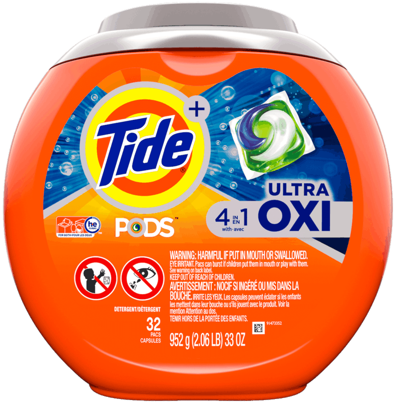 $1.00 for Tide® PODS. Offer available at Walmart.