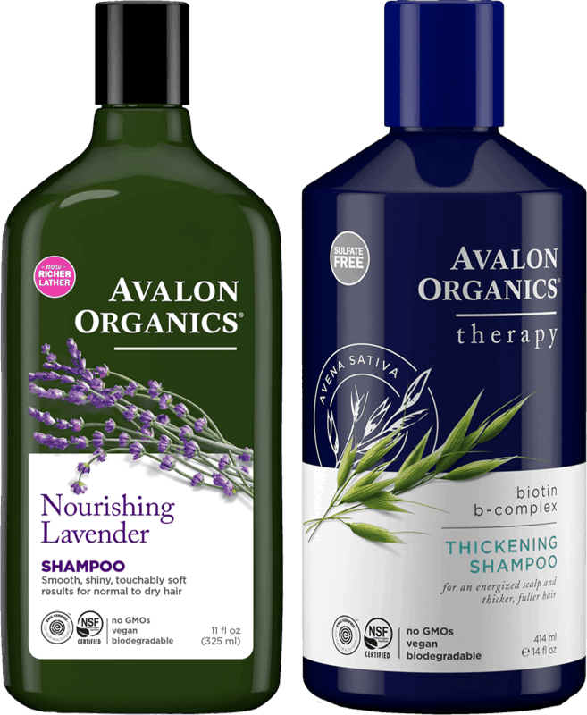 $2.75 for Avalon Organics Hair Care (expiring on Friday, 11/26/2021). Offer available at multiple stores.