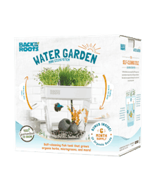 $10.00 for Back to the Roots Water Garden. Offer available at Walmart, Walmart Pickup & Delivery.