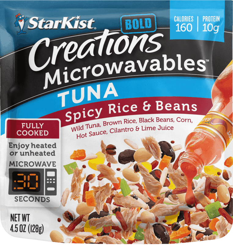 $0.75 for StarKist Creations Microwavables (expiring on Friday, 08/06/2021). Offer available at multiple stores.