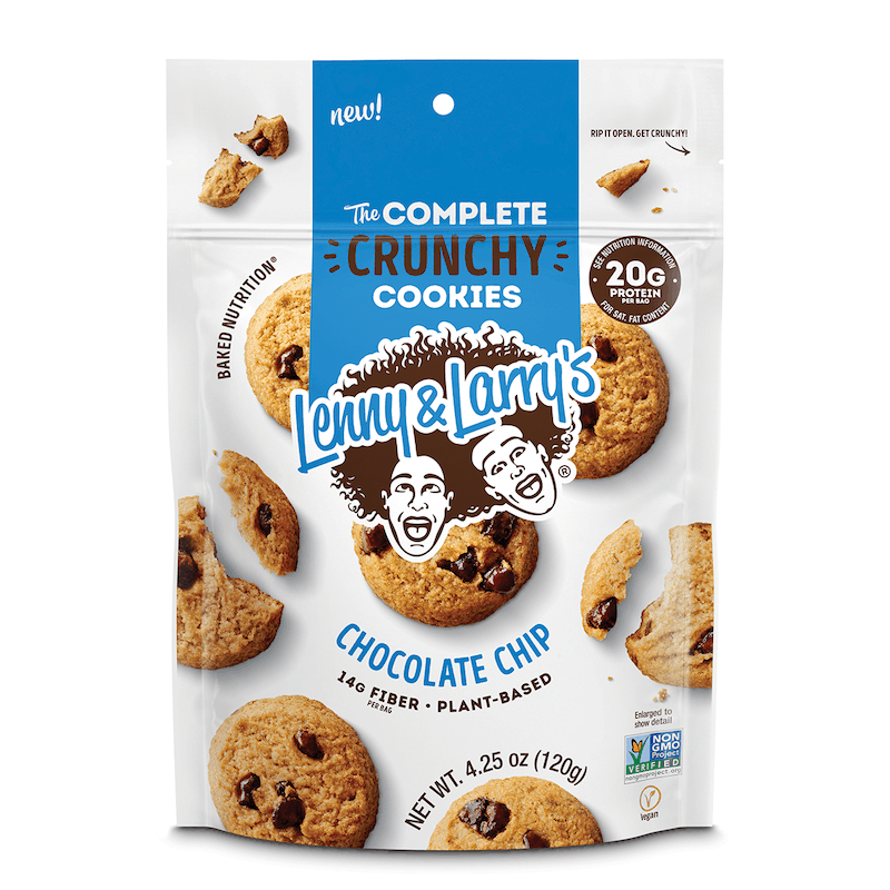 $1.00 for Lenny & Larry's® The Complete Crunchy Cookies. Offer available at multiple stores.