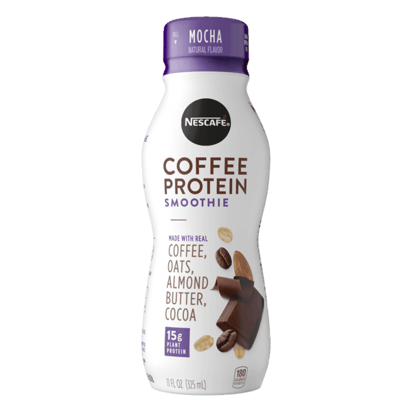 $1.00 for Nescafé® Coffee Protein Smoothie. Offer available at Walmart, GIANT (PA,WV,MD,VA).