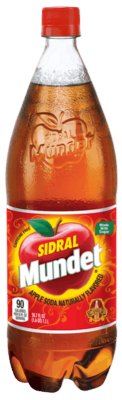 $1.00 for Sidral Mundet® (expiring on Tuesday, 02/25/2020). Offer available at multiple stores.