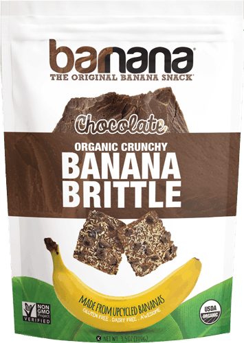 $1.00 for Barnana® Brittle (expiring on Sunday, 12/31/2017). Offer available at multiple stores.