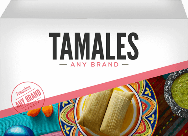 $0.25 for Tamales - Any Brand (expiring on Wednesday, 05/02/2018). Offer available at multiple stores.