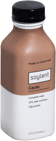 $1.00 for Soylent Ready to Drink Meal (expiring on Wednesday, 01/02/2019). Offer available at 7-Eleven.