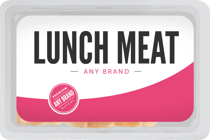 $0.25 for Lunch Meat - Any Brand. Offer available at multiple stores.