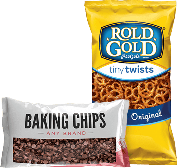 $0.75 for ROLD GOLD® Pretzels & Baking Chips - Any Brand Combo (expiring on Monday, 01/01/2018). Offer available at multiple stores.