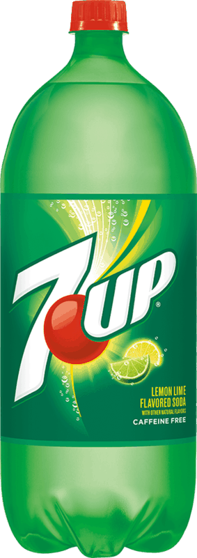 $0.25 for 7UP®. Offer available at multiple stores.