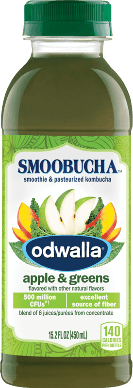 $1.00 for Odwalla® Smoobucha™ (expiring on Thursday, 05/14/2020). Offer available at multiple stores.