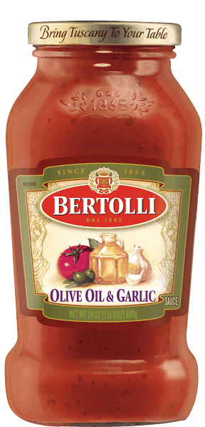 $0.75 for Bertolli® Pasta Sauce (expiring on Wednesday, 03/01/2017). Offer available at Walmart.