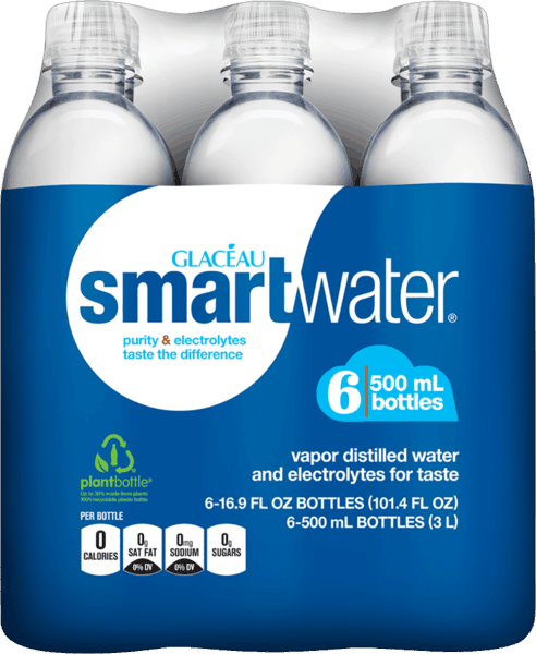 $2.00 for smartwater® (expiring on Sunday, 09/02/2018). Offer available at Wegmans.