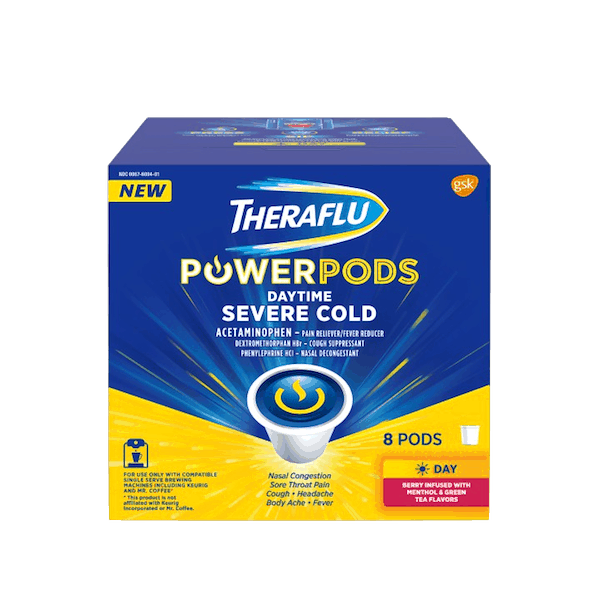$2.00 for Theraflu Pods. Offer available at Walmart.