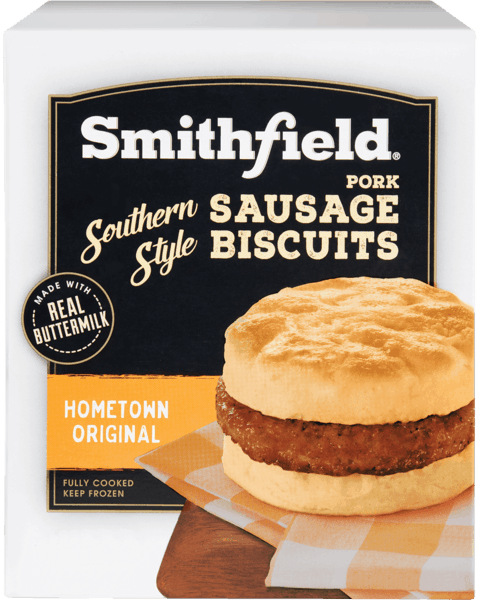 $0.25 for Smithfield® Frozen Breakfast (expiring on Tuesday, 07/31/2018). Offer available at multiple stores.
