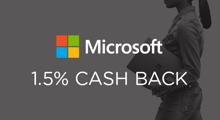 $0.00 for Microsoft (expiring on Monday, 03/31/2025). Offer available at Microsoft.