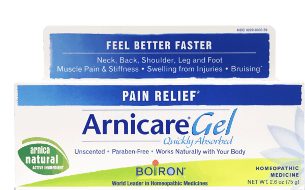 $2.00 for Arnicare® Gel (expiring on Saturday, 10/31/2020). Offer available at multiple stores.