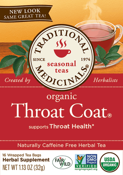 $0.75 for Traditional Medicinals® Tea. Offer available at multiple stores.