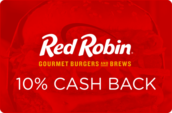 $0.00 for Red Robin (expiring on Monday, 03/12/2018). Offer available at Red Robin.