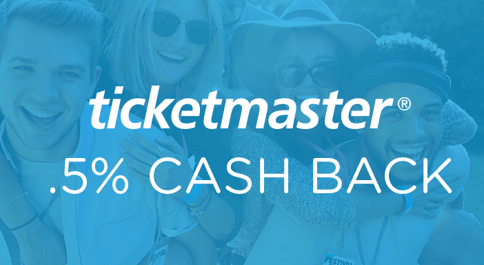 $0.00 for Ticketmaster (expiring on Friday, 10/31/2025). Offer available at Ticketmaster.