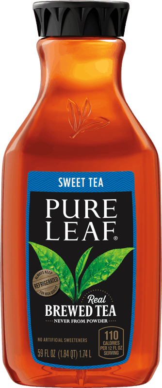 $0.50 for Pure Leaf® Iced Tea. Offer available at Walmart.