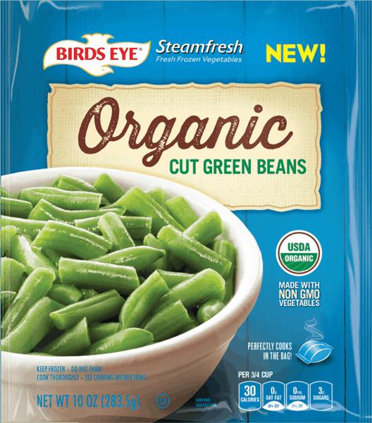 $1.00 for BIRDS EYE® Steamfresh® Organics (expiring on Friday, 06/01/2018). Offer available at BI-LO, Winn-Dixie, Harvey's .