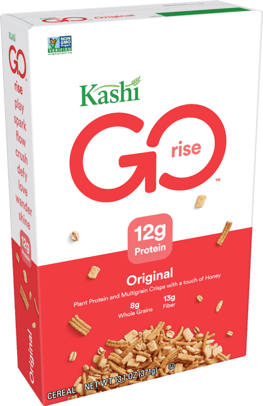 $1.00 for Kashi® GO Cereal (expiring on Tuesday, 12/17/2019). Offer available at multiple stores.