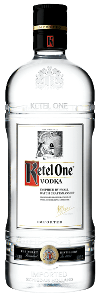 $5.00 for KETEL ONE® Vodka (expiring on Tuesday, 01/02/2018). Offer available at multiple stores.