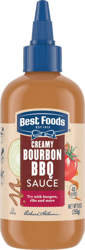 $1.00 for Best Foods Creamy Bourbon BBQ Sauce (expiring on Monday, 04/13/2020). Offer available at multiple stores.