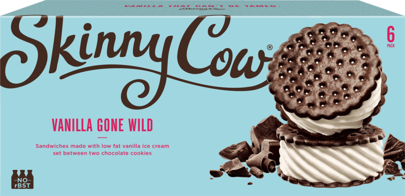 $1.50 for Skinny Cow® Ice Cream Sandwiches and Bars (expiring on Sunday, 08/04/2019). Offer available at Target.