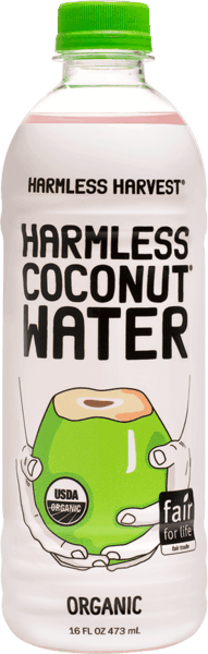 $0.50 for Harmless Coconut® Water (expiring on Sunday, 12/30/2018). Offer available at multiple stores.