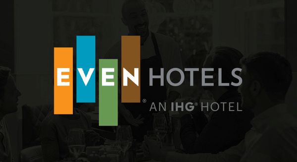 $0.00 for Even Hotels (expiring on Thursday, 10/03/2019). Offer available at InterContinental Hotels Group.