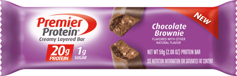 $0.75 for Premier Protein® 20g Protein Bars (expiring on Thursday, 05/28/2020). Offer available at multiple stores.