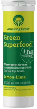 $1.00 for Amazing Grass® Green Superfood® Effervescent (expiring on Monday, 06/18/2018). Offer available at multiple stores.