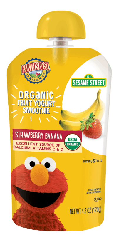 $1.00 for Earth's Best Organic Baby Food Pouches (expiring on Tuesday, 11/03/2020). Offer available at multiple stores.