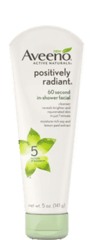 $2.00 for AVEENO® POSITIVELY RADIANT® Facial Products. Offer available at multiple stores.
