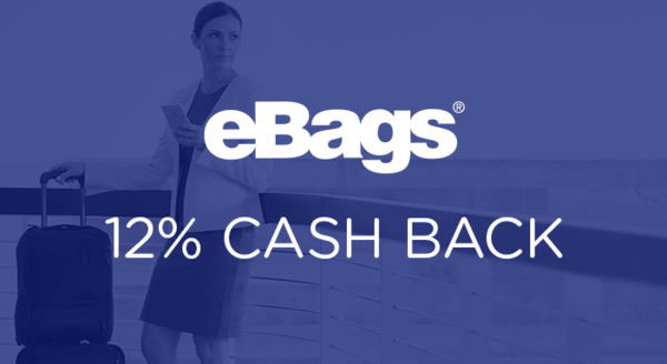 $0.00 for eBags (expiring on Wednesday, 08/29/2018). Offer available at eBags.
