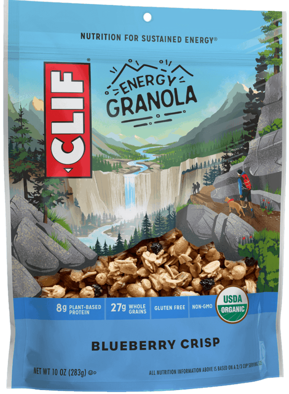 $1.00 for CLIF® ENERGY GRANOLA (expiring on Monday, 09/02/2019). Offer available at multiple stores.