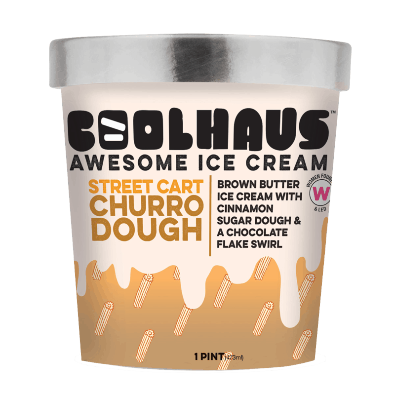 $1.00 for Coolhaus Ice Cream (expiring on Monday, 06/15/2020). Offer available at multiple stores.