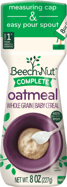 $1.00 for Beech-Nut® Cereals (expiring on Wednesday, 05/02/2018). Offer available at multiple stores.