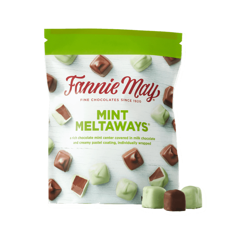 $1.25 for Fannie May Chocolate Premium Bag (expiring on Sunday, 12/27/2020). Offer available at Walmart, Walmart Grocery.