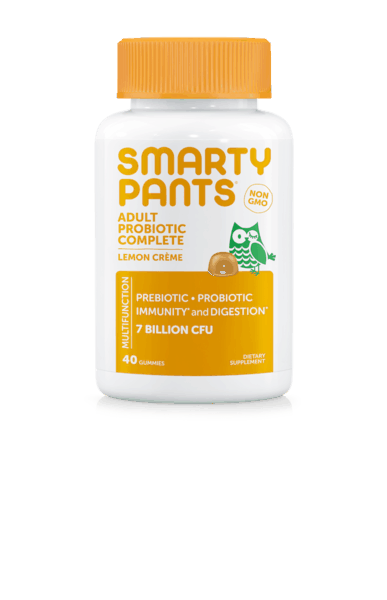 $2.00 for SmartyPants® Adult Probiotic Lemon Crème (expiring on Wednesday, 09/25/2019). Offer available at Target.