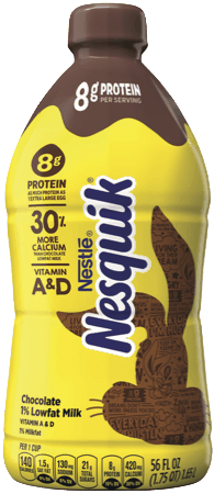 $0.50 for NESTLÉ NESQUIK (expiring on Monday, 05/31/2021). Offer available at Walmart, Walmart Pickup & Delivery.