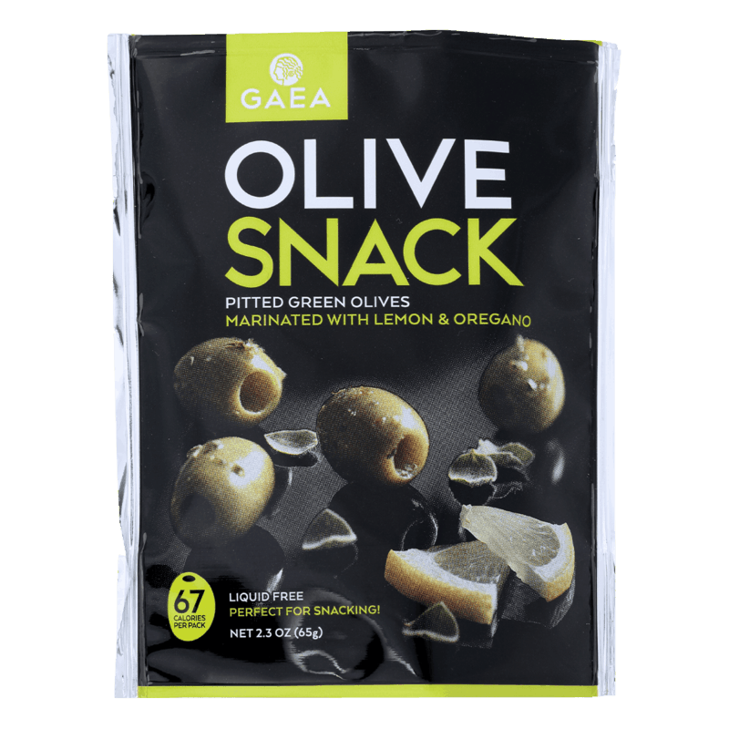 $0.50 for Gaea Olive Snacks (expiring on Thursday, 07/02/2020). Offer available at multiple stores.