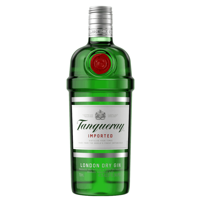 $2.00 for TANQUERAY London Dry Gin. Offer available at multiple stores.