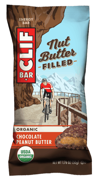 $0.50 for CLIF® Nut Butter Filled Energy Bar (expiring on Monday, 05/14/2018). Offer available at Walmart.